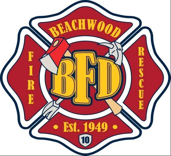 Fire Patch and Logo