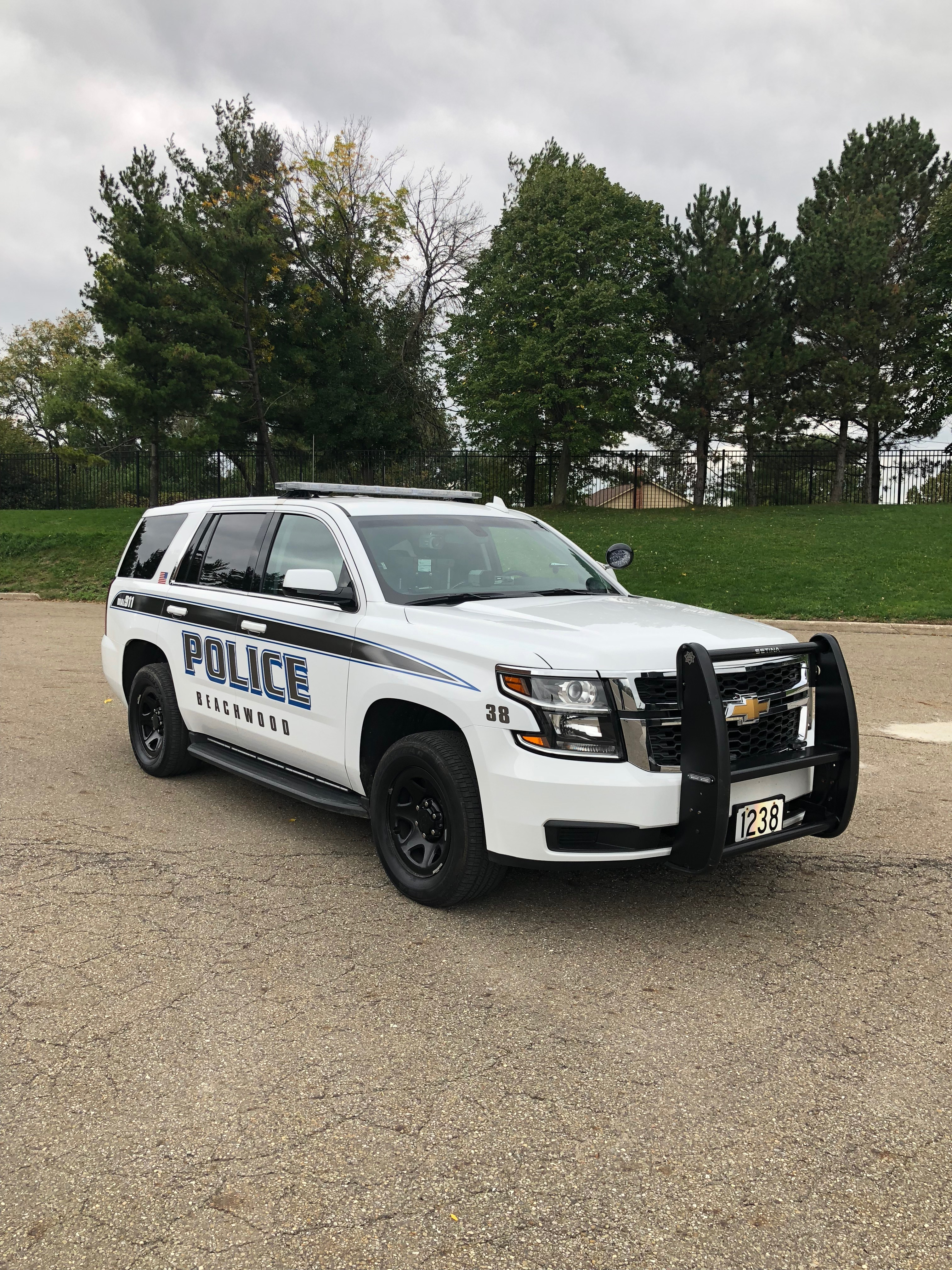 Beachwood Police Cruiser 1238